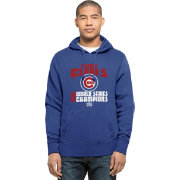 '47 Men's 2016 World Series Champions Chicago Cubs Royal Headline Hoodie