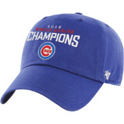 '47 Men's 2016 World Series Champions Chicago Cubs Royal Clean Up Adjustable Hat