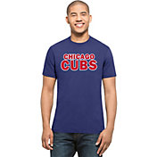 '47 Men's Chicago Cubs MVP Splitter Royal T-Shirt