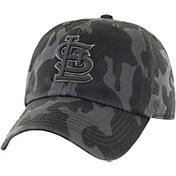 '47 Men's St. Louis Cardinals Flintlock Franchise Camo Fitted Hat