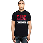 '47 Men's St. Louis Cardinals Navy Club T-Shirt