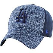 '47 Men's Los Angeles Dodgers Zonda MVP Navy Adjustable Hat