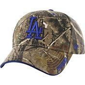'47 Men's Los Angeles Dodgers Realtree Camo Frost MVP Adjustable Hat