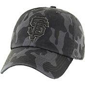 '47 Men's San Francisco Giants Flintlock Franchise Camo Fitted Hat