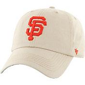 '47 Men's San Francisco Giants Fresno Franchise Cream Fitted Hat