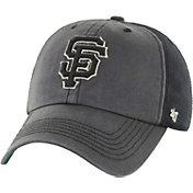 '47 Men's San Francisco Giants Humboldt Franchise Black Fitted Hat