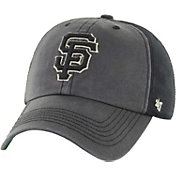 '47 Men's San Francisco Giants Humboldt Franchise Black Fitted Hat