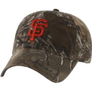 '47 Men's San Francisco Giants Realtree Camo Clean Up Adjustable Hat