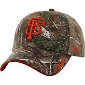'47 Men's San Francisco Giants Realtree Camo Frost MVP Adjustable Hat