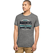 '47 Men's Seattle Mariners Tri-State Grey Tri-Blend T-Shirt