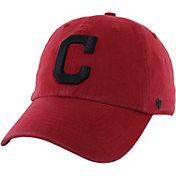 '47 Men's Cleveland Indians Clean Up Adjustable Hat