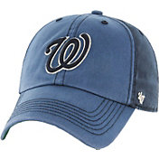 '47 Men's Washington Nationals Humboldt Franchise Blue Fitted Hat