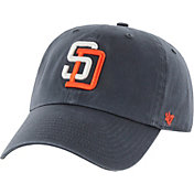'47 Men's San Diego Padres Cooperstown Navy Clean Up Adjustable Hat