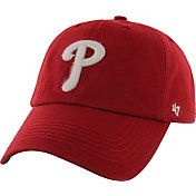 '47 Men's Philadelphia Phillies Franchise Red Fitted Hat