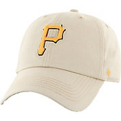 '47 Men's Pittsburgh Pirates Fresno Franchise Cream Fitted Hat