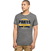 '47 Men's Pittsburgh Pirates Tri-State Grey Tri-Blend T-Shirt