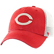'47 Men's Cincinnati Reds Rockford Closer Red/White Fitted Hat