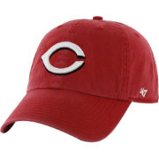 '47 Men's Cincinnati Reds Franchise Red Fitted Hat
