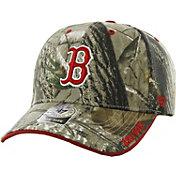 '47 Men's Boston Red Sox Realtree Camo Adjustable Hat