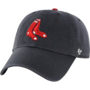 '47 Men's Boston Red Sox Navy Clean Up Adjustable Hat