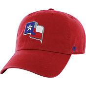 '47 Men's Texas Rangers Clean Up Adjustable Hat