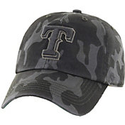'47 Men's Texas Rangers Flintlock Franchise Camo Fitted Hat