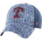 '47 Men's Texas Rangers Zonda MVP Navy Adjustable Hat