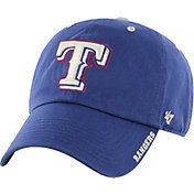 '47 Men's Texas Rangers Ice Clean Up Royal Adjustable Hat