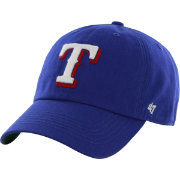 '47 Men's Texas Rangers Franchise Royal Fitted Hat