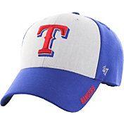 '47 Men's Texas Rangers Beta MVP Royal Adjustable Hat