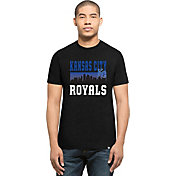 '47 Men's Kansas City Royals Black Club T-Shirt