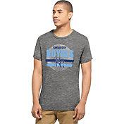 '47 Men's Kansas City Royals Tri-State Grey Tri-Blend T-Shirt