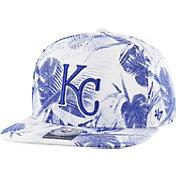 '47 Men's Kansas City Royals Ohana Captain Royal Adjustable Hat