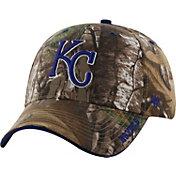 '47 Men's Kansas City Royals Realtree Camo Adjustable Hat