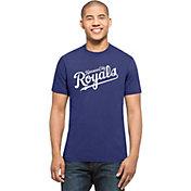 '47 Men's Kansas City Royals MVP Splitter Royal T-Shirt