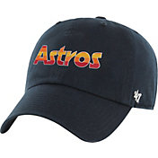'47 Men's Houston Astros Cooperstown Rainbow Clean Up Adjustable Hat