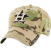 '47 Men's Houston Astros Camo MVP Adjustable Hat