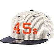 '47 Men's Houston Colt .45's Woodside Captain Pinstripe Adjustable Hat