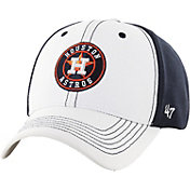 '47 Men's Houston Astros Cooler MVP White/Navy Adjustable Hat