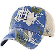 '47 Men's Detroit Tigers Biscanye Clean Up Adjustable Hat