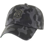 '47 Men's Detroit Tigers Flintlock Franchise Camo Fitted Hat
