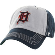 '47 Men's Detroit Tigers McGraw Clean Up Navy Adjustable Hat