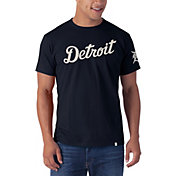'47 Men's Detroit Tigers Navy Fieldhouse T-Shirt