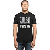 '47 Men's Chicago White Sox Black Club T-Shirt