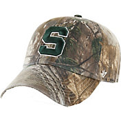 '47 Men's Michigan State Spartans Camo Clean Up Adjustable Hat