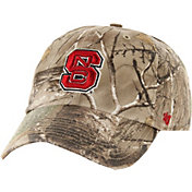 '47 Men's NC State Wolfpack Realtree Camo Adjustable Hat