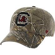 '47 Men's South Carolina Gamecocks Camo Clean Up Adjustable Hat