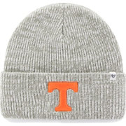 '47 Men's Tennessee Volunteers Heathered Grey Brain Freeze Cuffed Knit