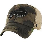 '47 Men's Buffalo Bills Burnett Adjustable Camouflage Hat