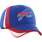 '47 Men's Buffalo Bills Neutral Zone Adjustable Blue Hat